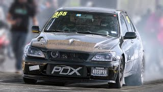 7-Second Lexus IS300 – 1300HP Turbo 2JZ