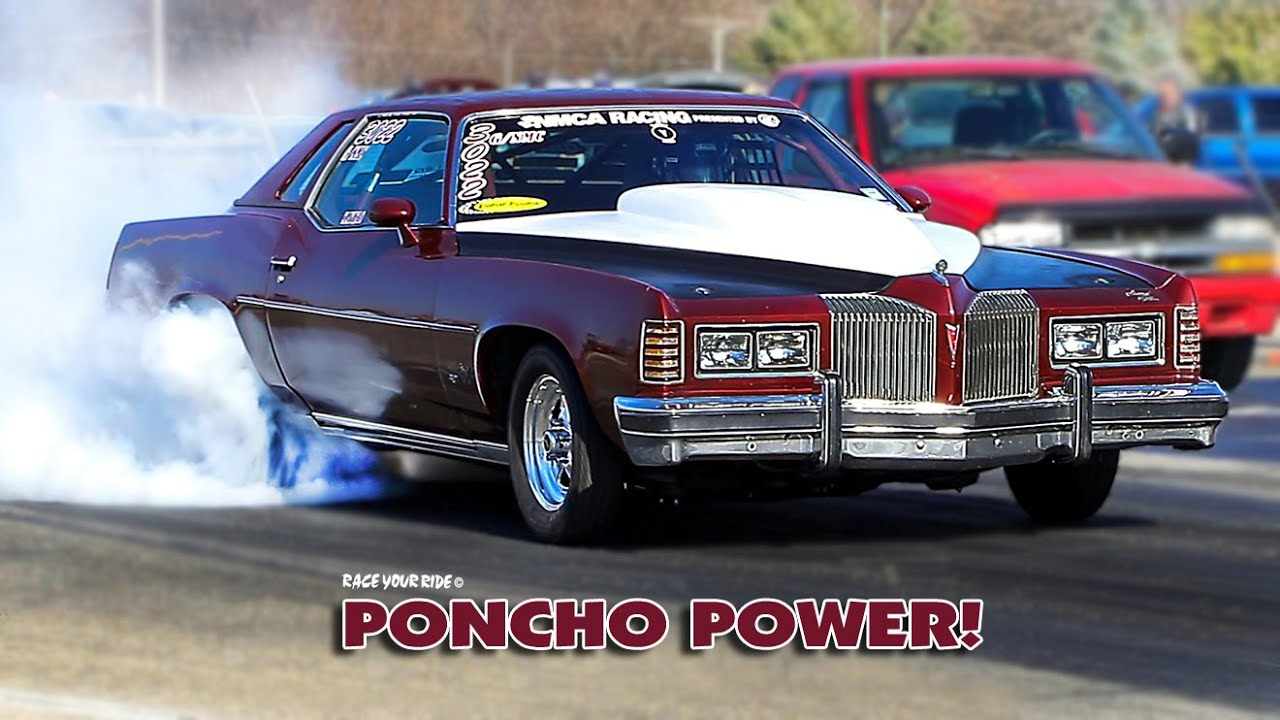 9-Second Old School Pontiac Grand Prix