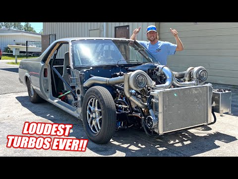 Holy Turbo Noise – Twin Turbo El Camino Hits the Street