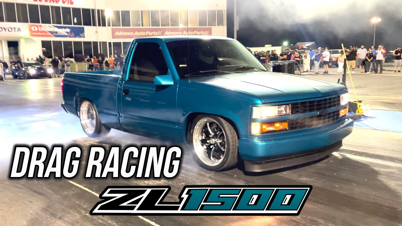 LT4 Swapped Chevy Half-Ton Pickup-SCT Atlanta