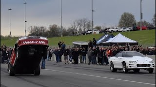 The Rewind – Eighth-Mile No Prep Drag Racing