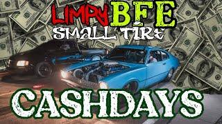 BFE Kansas Small Tire Cash Days – Limpy on the Flashlight
