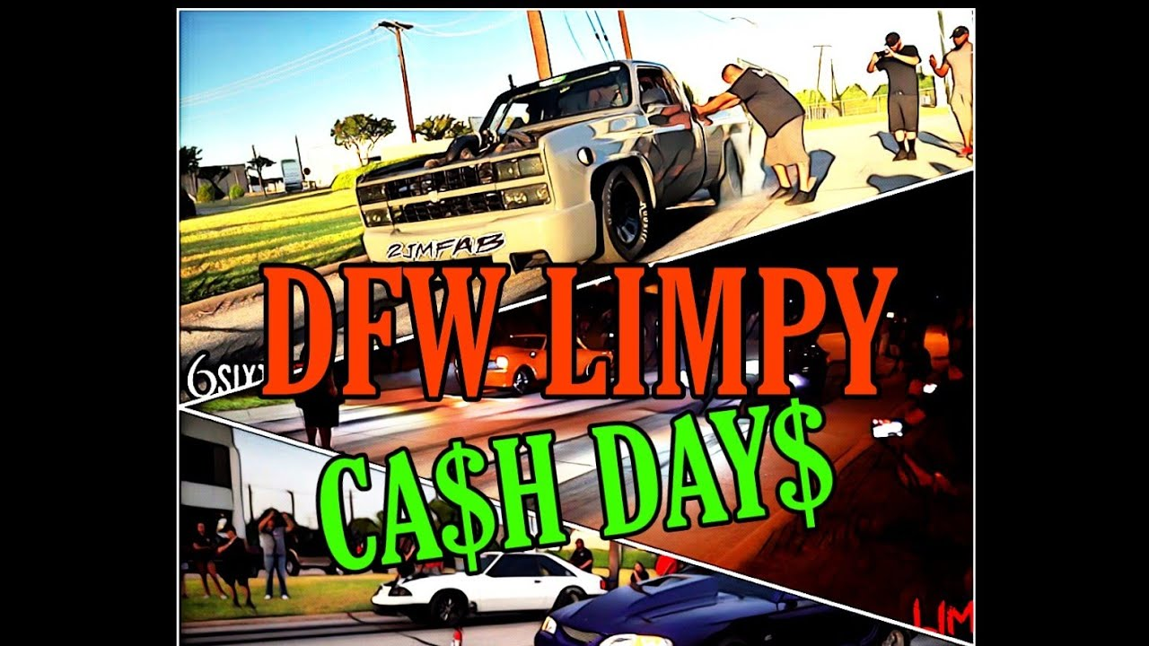 Dallas Ft. Worth Cash Days – Street Drags