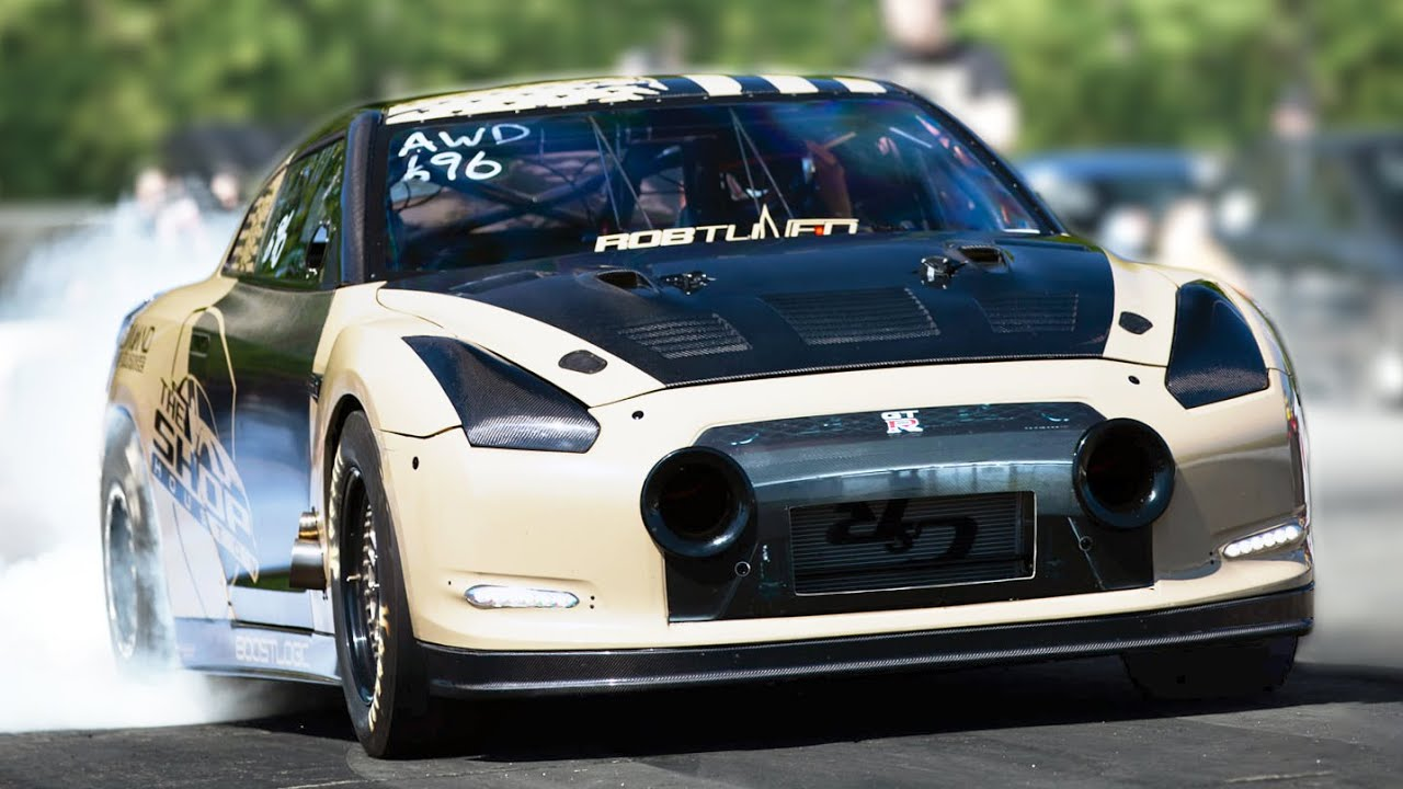 Kimbo Nissan GT-R – Six-Second Quarter-Mile