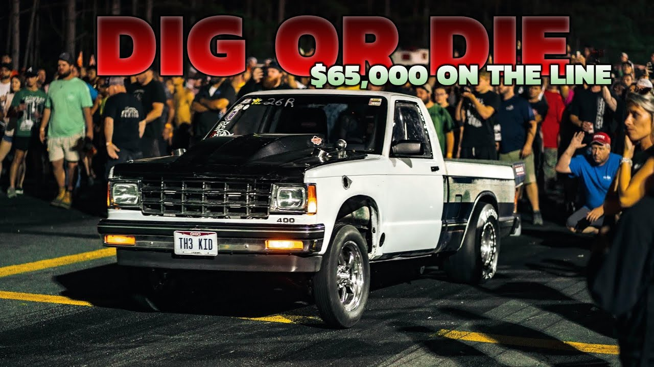 $100K Digs from Rockingham Dragway