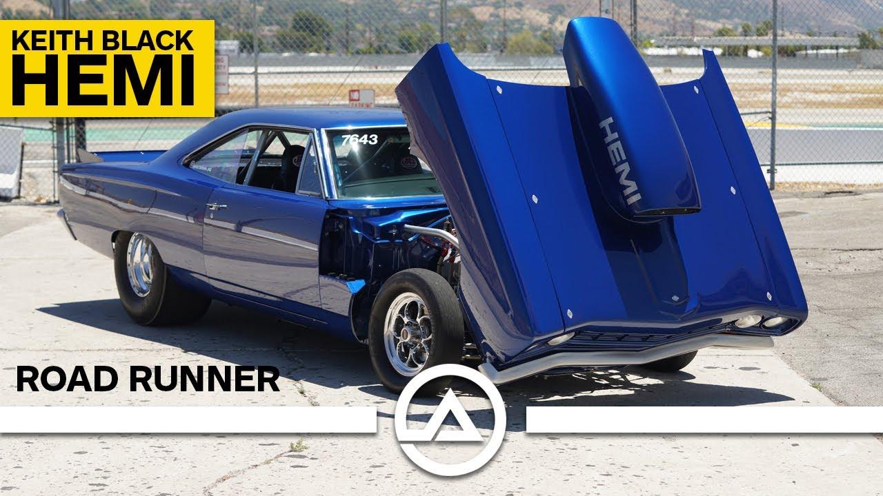 HEMI Power – 1200HP All-Motor Plymouth Road Runner