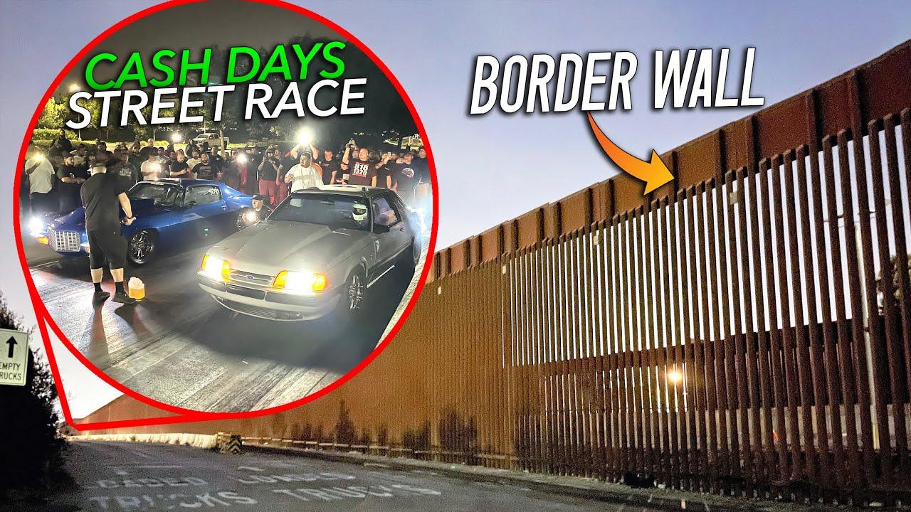 Battle of the Border – 32 Car Small Tire Street Showdown