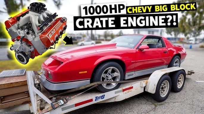 Chevy Performance – 1000HP IROC Camaro Build