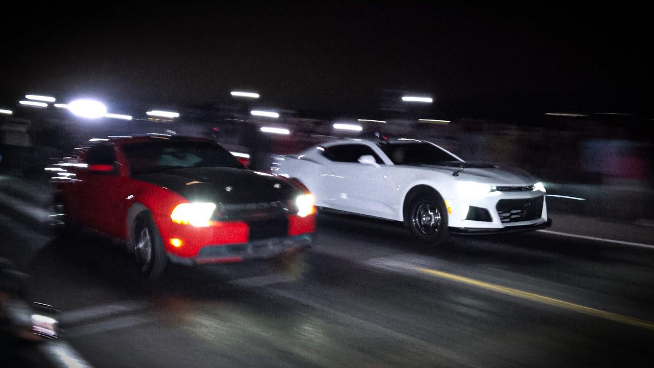 Sin City Street Car Shootout – $6000 First Prize