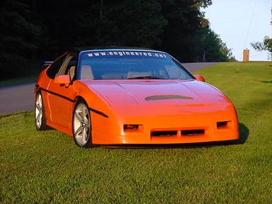 Worksheet. 1987 Pontiac Fiero 14 mile Drag Racing timeslip specs 060