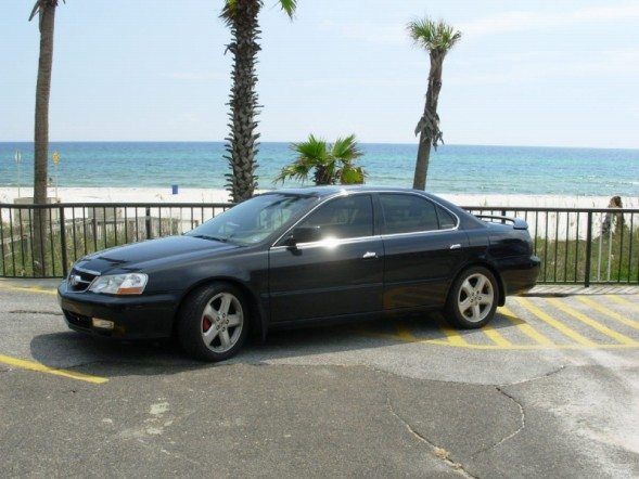 You can vote for this Acura 3.2TL Type-S to be the featured car of the month