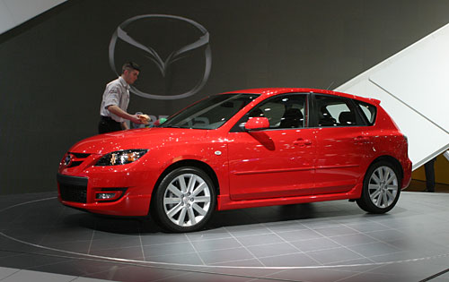 2007 Mazda 3 Mazdaspeed3