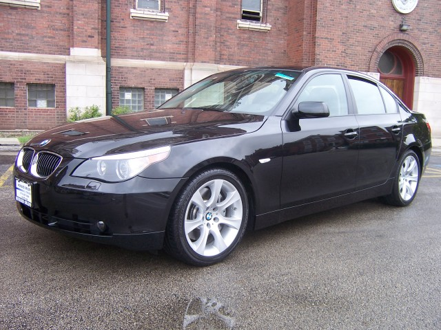 2007  BMW 550i  picture, mods, upgrades
