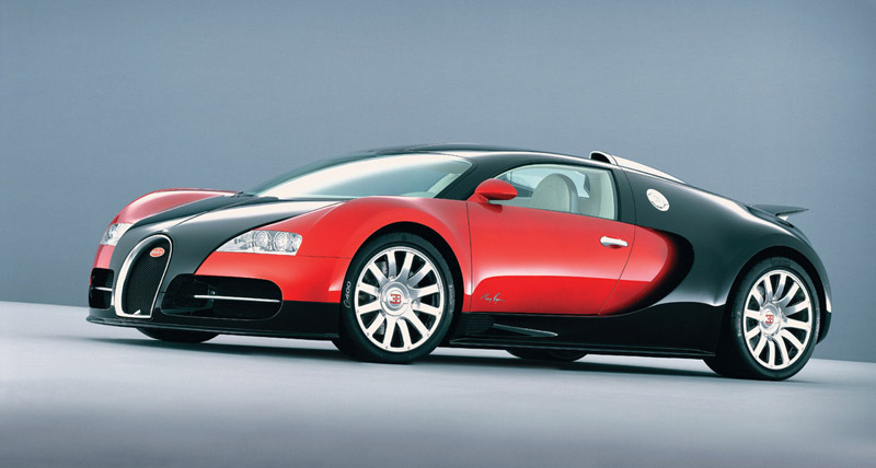 Bugaty Veyron 16.4 Review