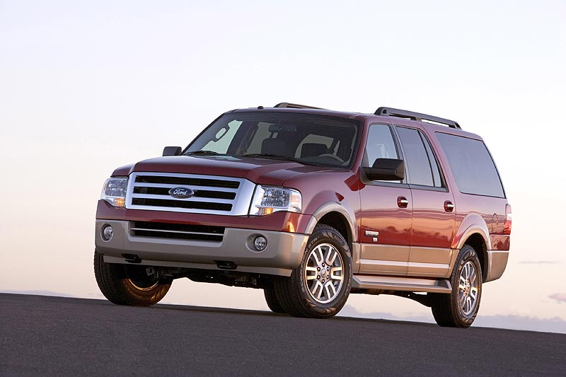 2007 Ford Expedition Limited EL 4WD