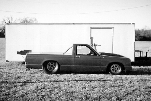 1992  Chevrolet S10 Pickup  picture, mods, upgrades