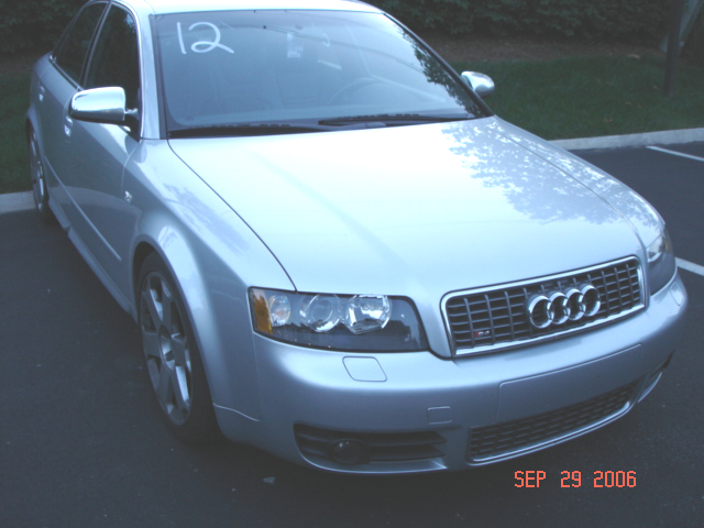 2004  Audi S4 Manual picture, mods, upgrades