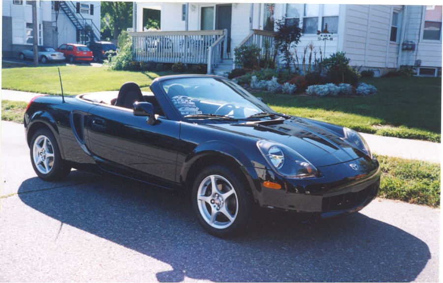 2001  Toyota MR2 Spyder  picture, mods, upgrades