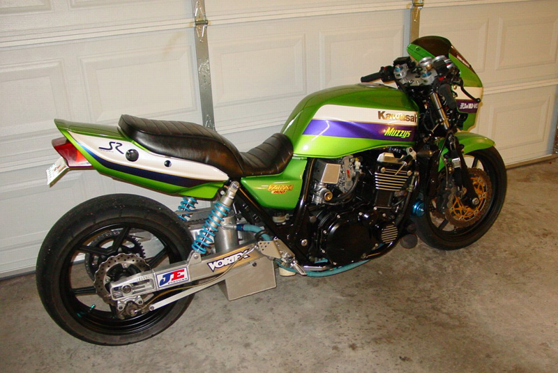1999  Kawasaki ZRX 1100 turbo picture, mods, upgrades