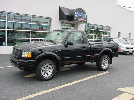 2002  Ford Ranger Edge picture, mods, upgrades