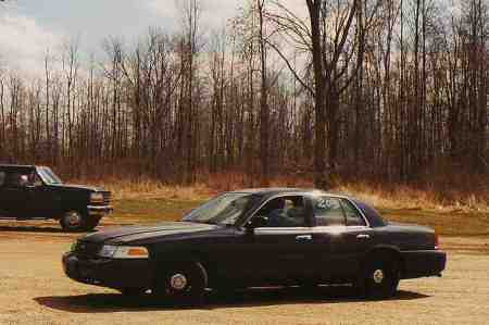 2000  Ford Crown Victoria HPP picture, mods, upgrades