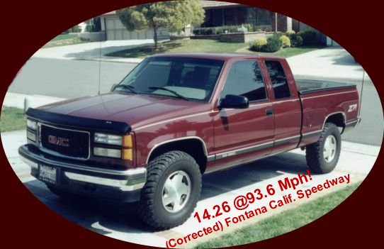 1996  GMC Sierra CK1500 Ext Cab 3door 4x4 picture, mods, upgrades