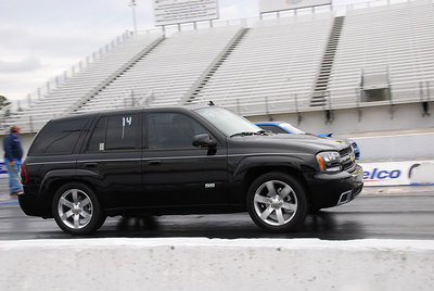 2006  Chevrolet TrailBlazer SS picture, mods, upgrades