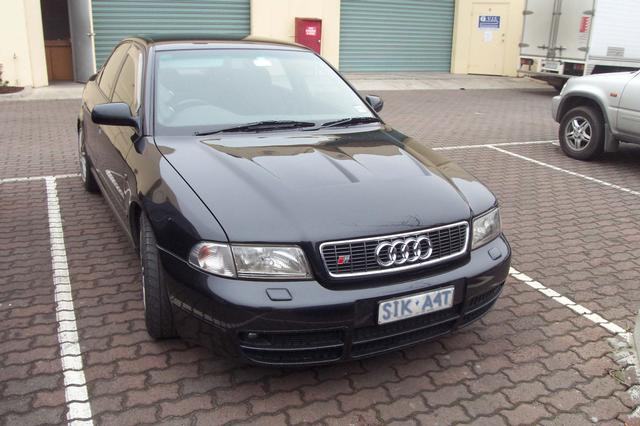 1998  Audi A4 TQM picture, mods, upgrades