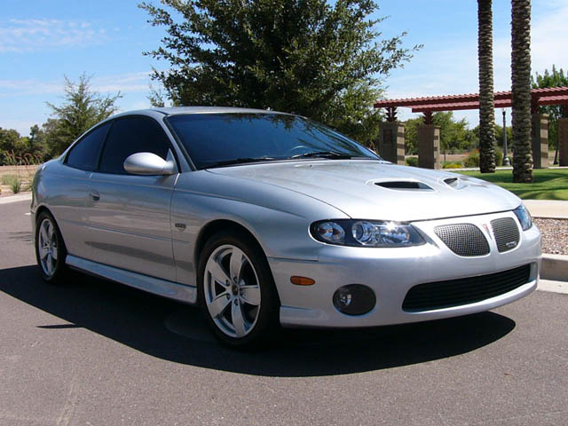 2005  Pontiac GTO Nitrous picture, mods, upgrades