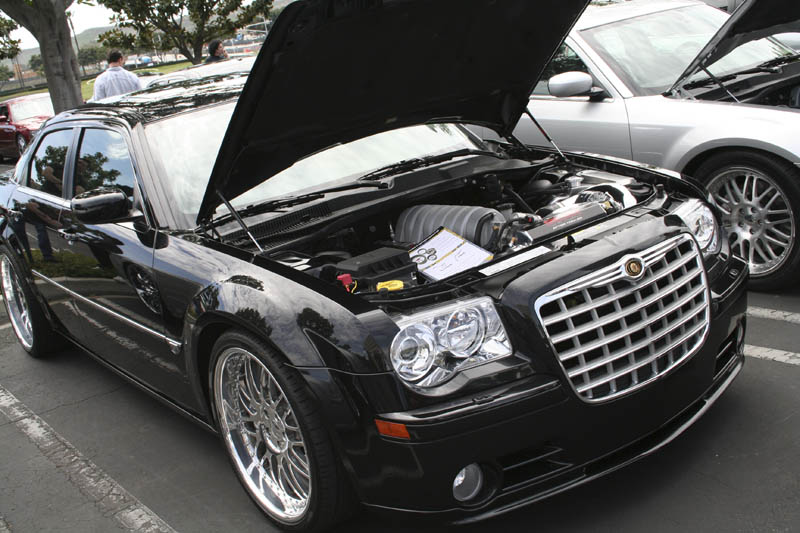 2006 Chrysler 300 Srt 8 Supercharged