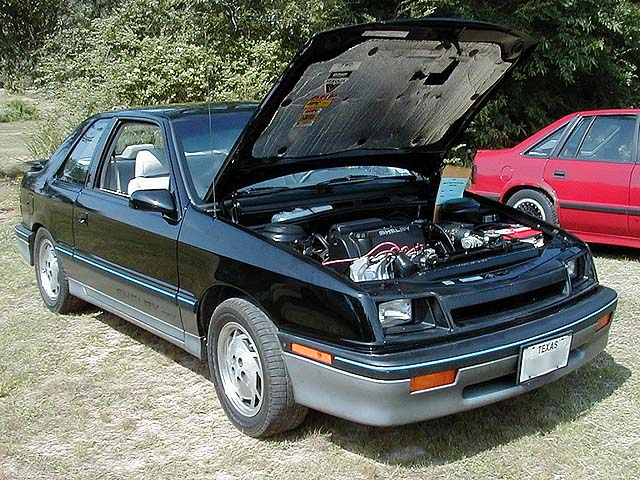 1987 Dodge Shelby Charger CSX