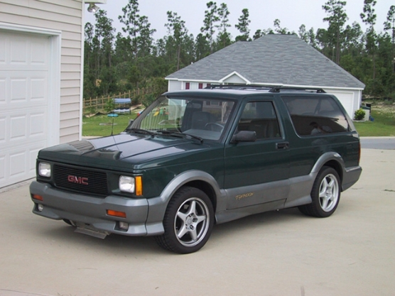 1992 Gmc Typhoon Pictures Mods Upgrades Wallpaper