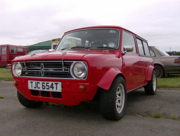 1976  Austin-Rover Mini Clubman Estate picture, mods, upgrades