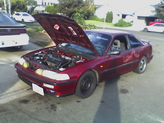 1990  Acura Integra XSI picture, mods, upgrades