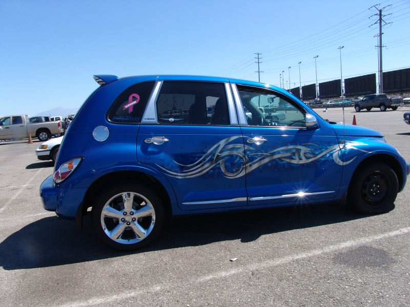 2005  Chrysler PT Cruiser GT picture, mods, upgrades