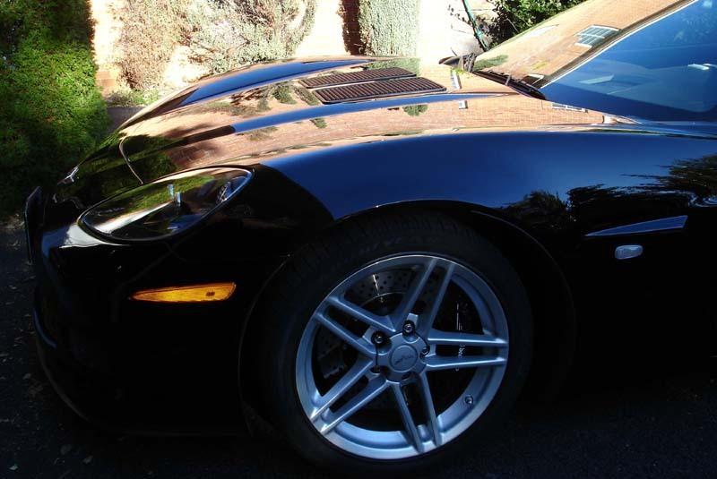 2006 chevrolet corvette z06 pictures mods upgrades wallpaper. Black Bedroom Furniture Sets. Home Design Ideas