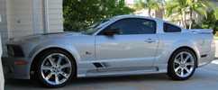 2006 Ford Mustang Saleen Supercharged