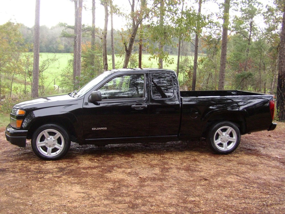 stock 2005 chevrolet colorado ex cab zq8 1 4 mile trap speeds 0 60. Black Bedroom Furniture Sets. Home Design Ideas