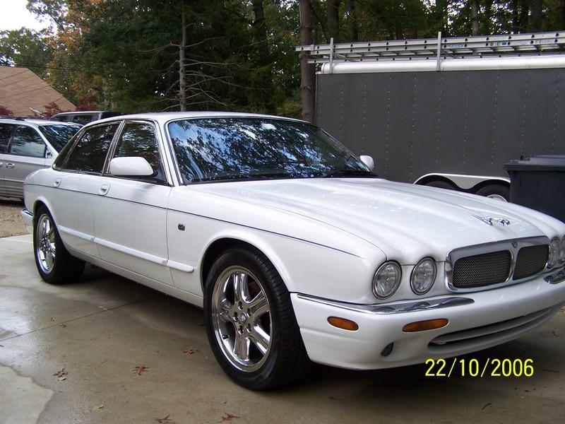 1999 Jaguar XJR Picture, Mods, Upgrades