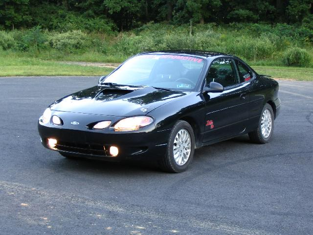 2000 Ford ZX2 Escort S/R