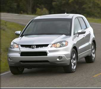 2007  Acura RDX  picture, mods, upgrades