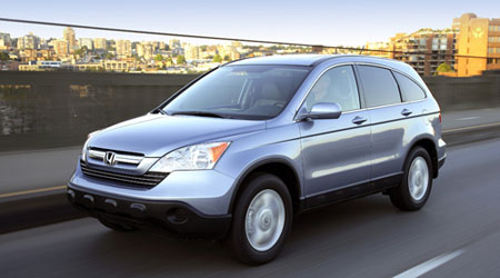2007  Honda CR-V  picture, mods, upgrades