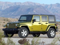 2007  Jeep Wrangler  picture, mods, upgrades