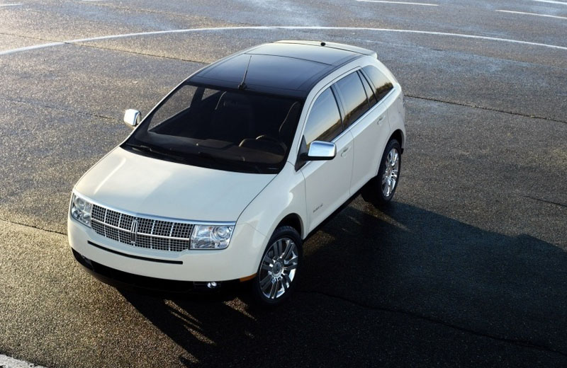 2007  Lincoln MKX  picture, mods, upgrades