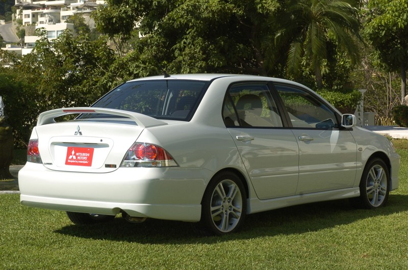 Compare Car Insurance >> 2005 Mitsubishi Lancer Ralliart 1/4 mile trap speeds 0-60 ...