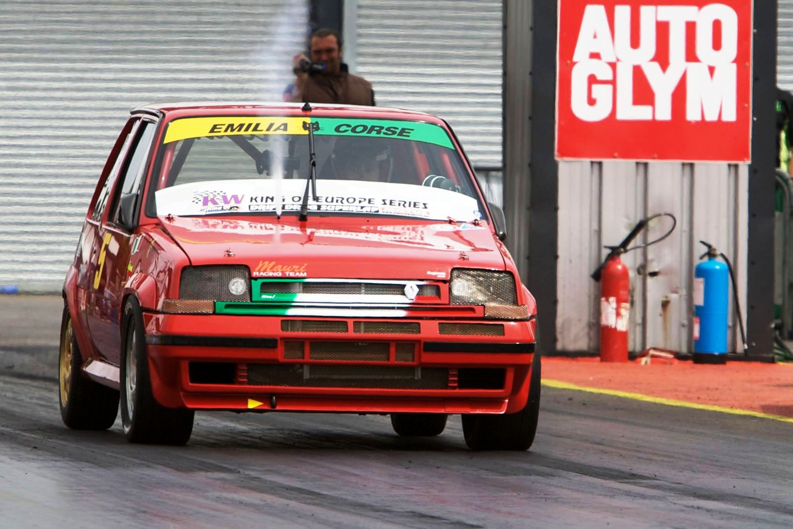 1990 Renault Clio Super 5 GT TURBO