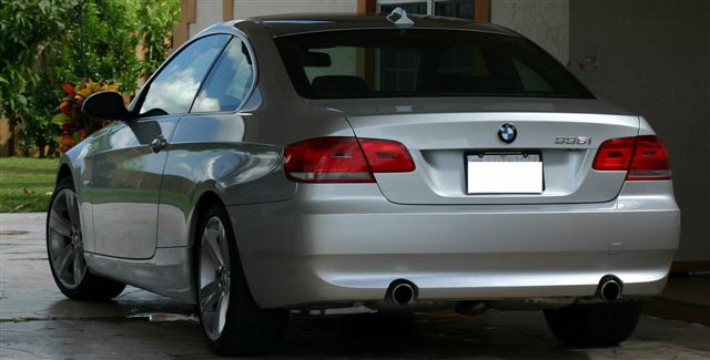 2007  BMW 335i auto picture, mods, upgrades