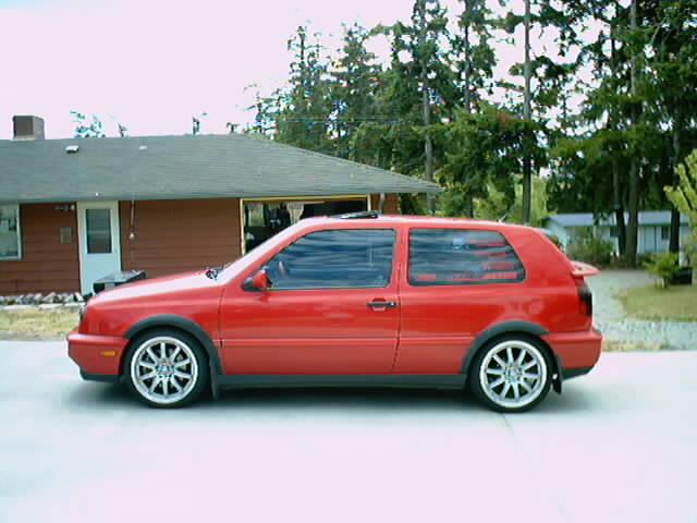 Volkswagen Gti 1996
