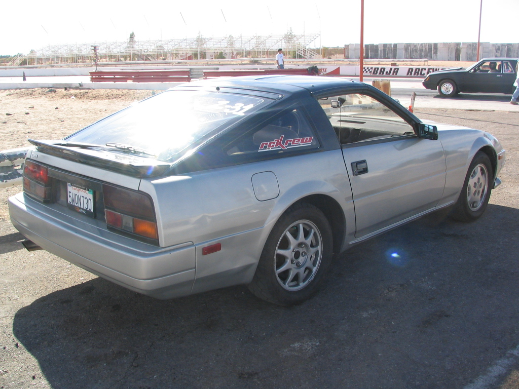 1985  Nissan 300ZX GLL turbo picture, mods, upgrades