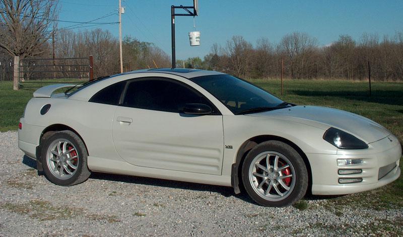 2002 Mitsubishi Eclipse Gt 1 4 Mile Drag Racing Timeslip
